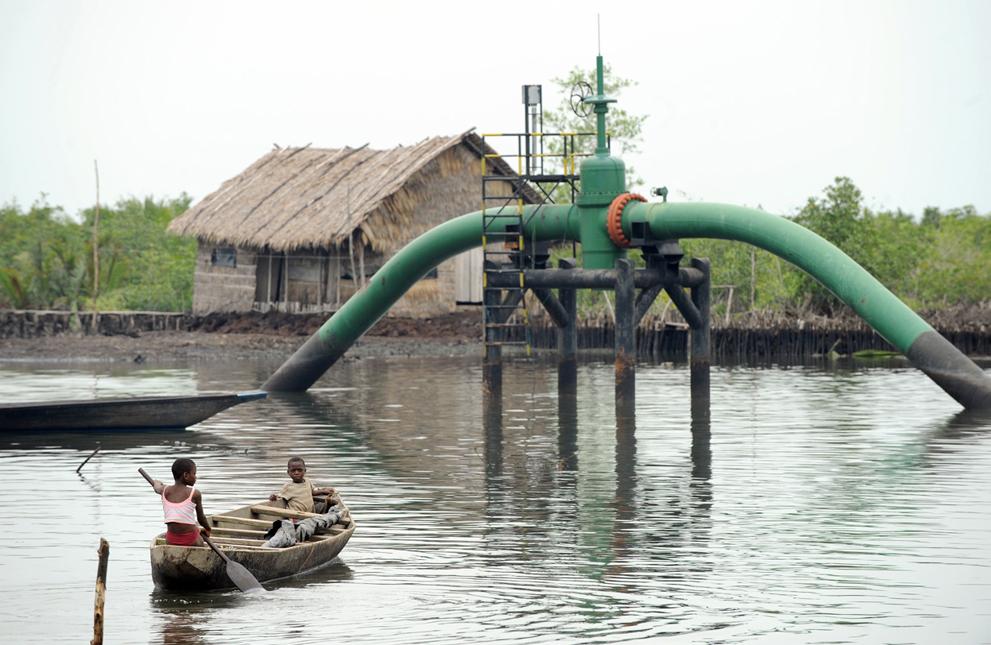 nigeria03 Nigeria harga minyak