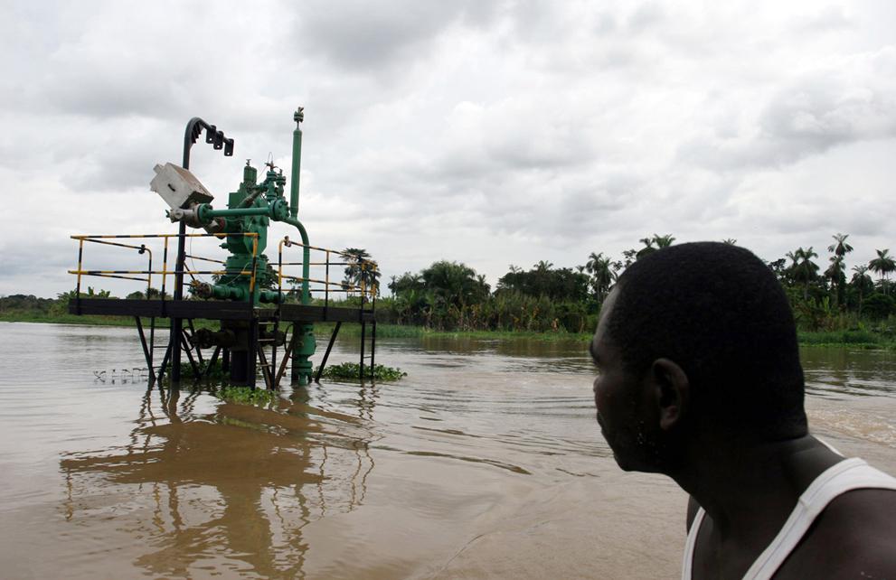 nigeria05 Nigeria harga minyak