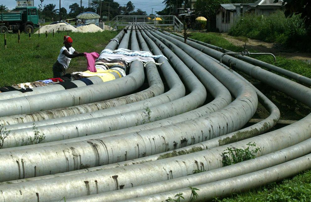 nigeria06 Nigeria harga minyak