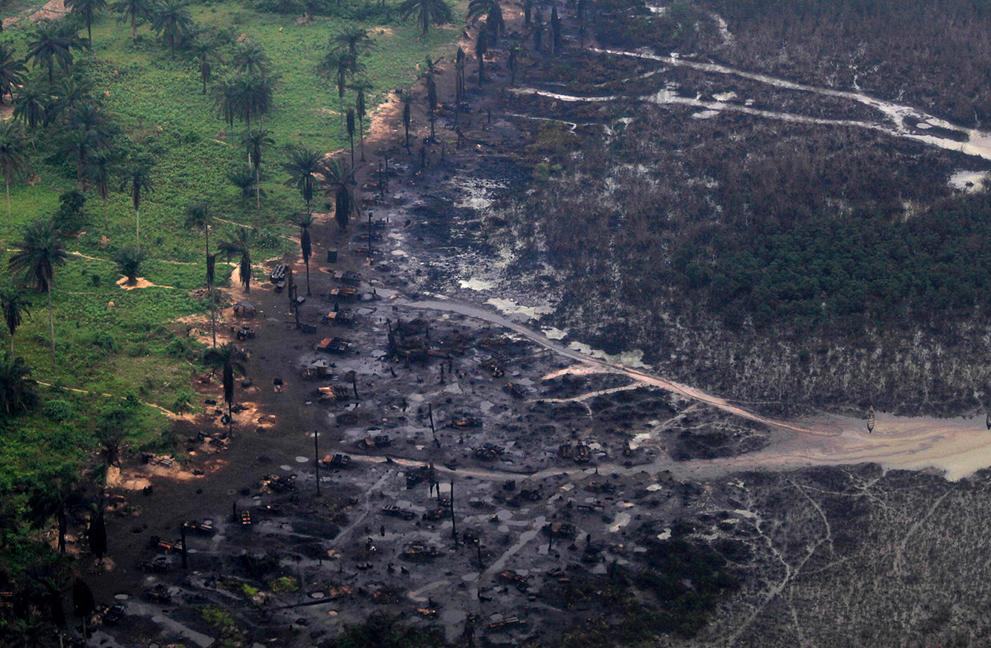 nigeria13 Nigeria harga minyak