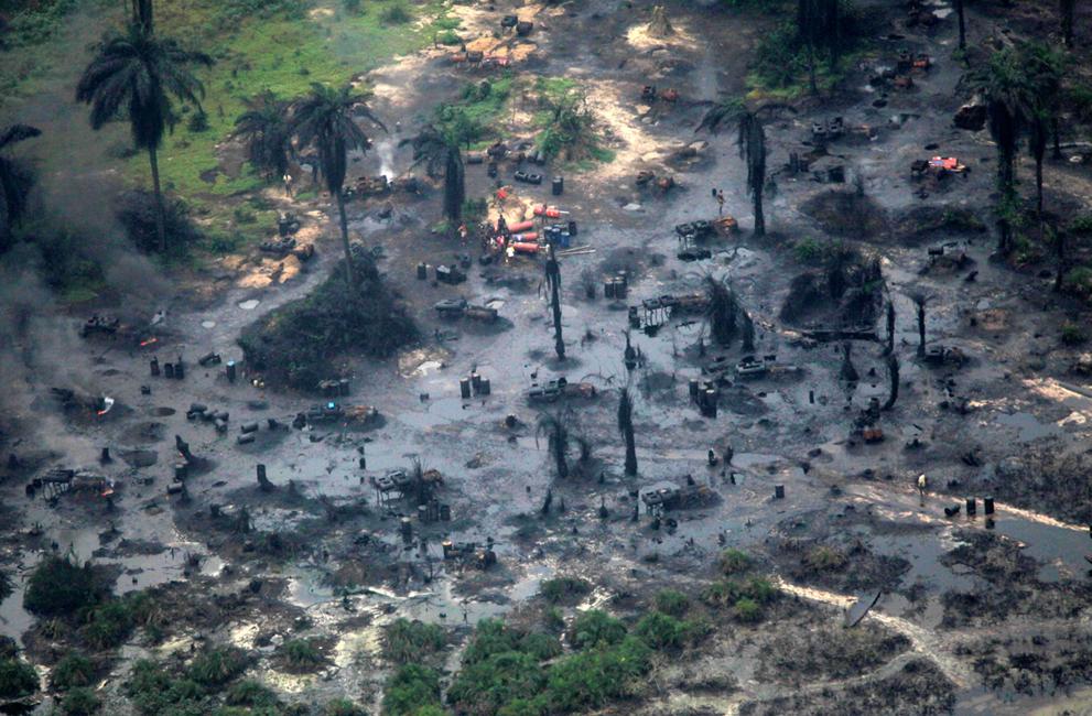 nigeria14 Nigeria harga minyak