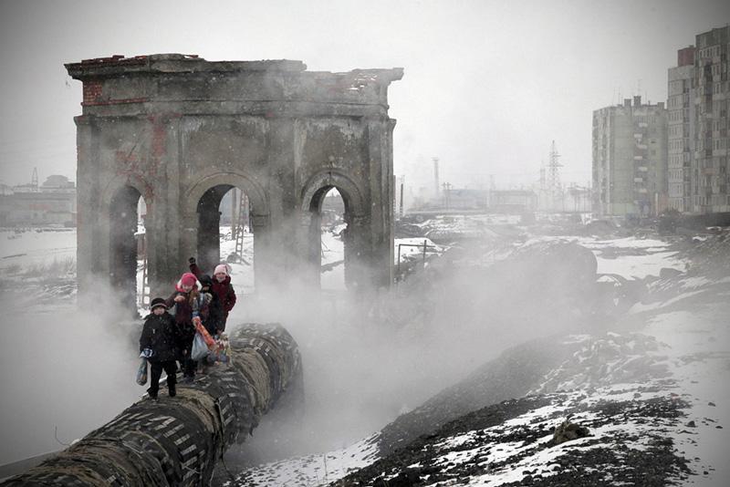 norilsk 0003 Фотоистория Сергея Максимишина: Норильск. Май.