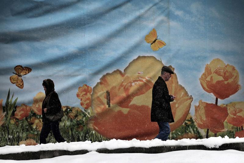 norilsk 0005 Фотоистория Сергея Максимишина: Норильск. Май.