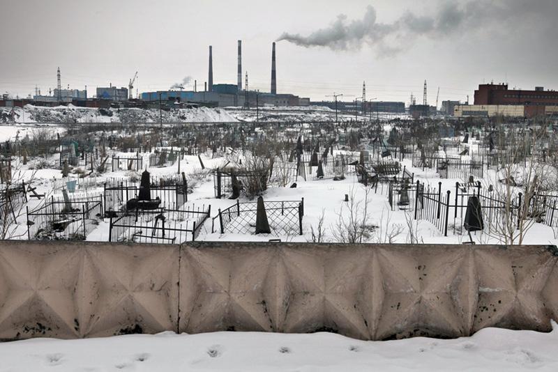 Воронеж против добычи никеля  -продолжительность жизни в Норильске