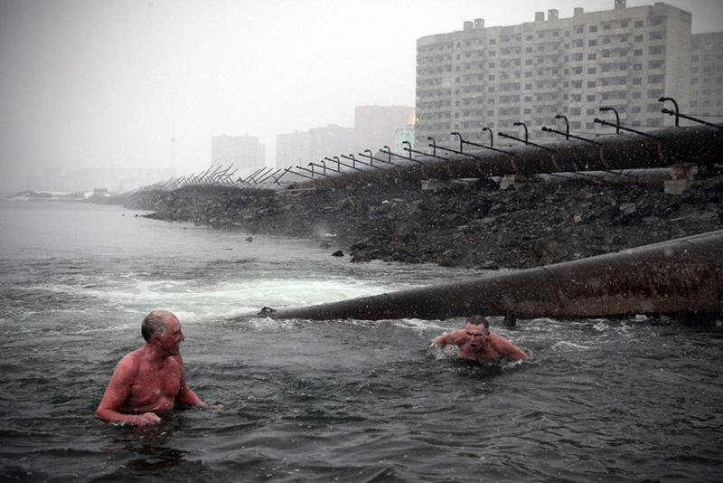norilsk 0030 Фотоистория Сергея Максимишина: Норильск. Май.