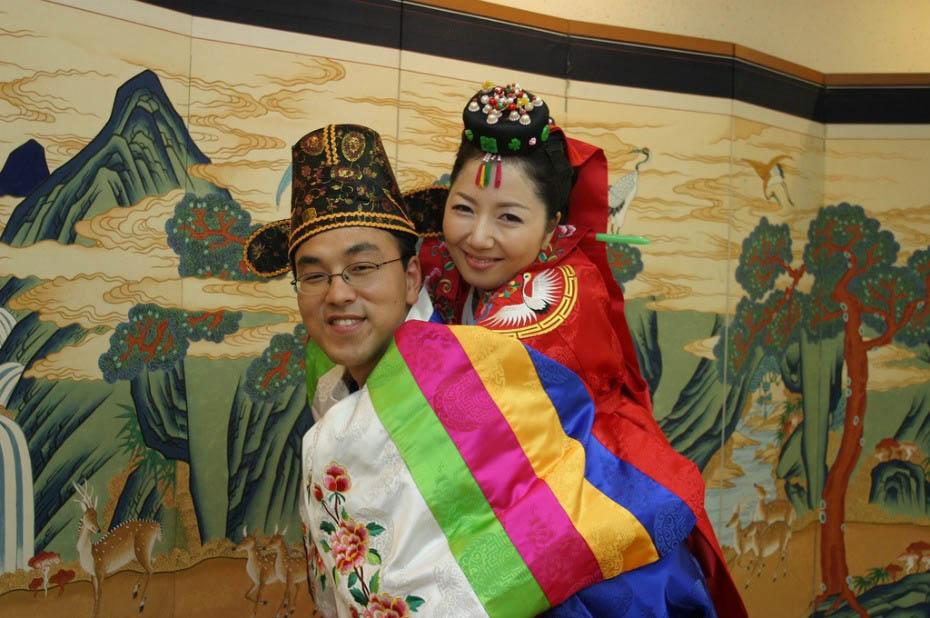 wedding02 Pernikahan tradisi di seluruh dunia