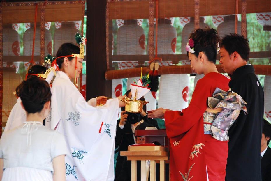 wedding08 Pernikahan tradisi di seluruh dunia