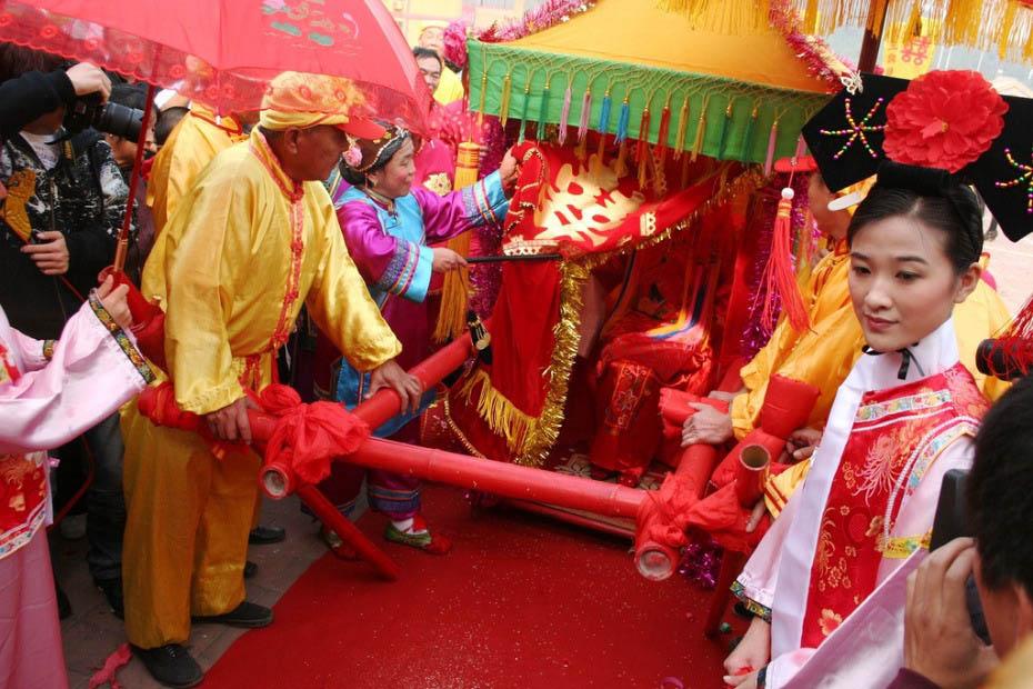 wedding09 Свадебные традиции разных стран мира