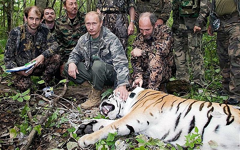 yana13 Cover Girl adalah fotografer pribadi Putin