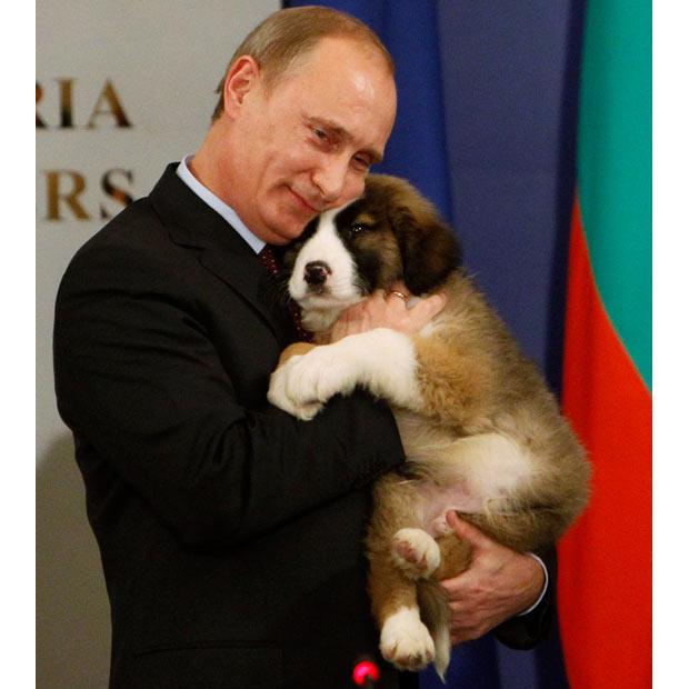 yana14 Cover Girl adalah fotografer pribadi Putin