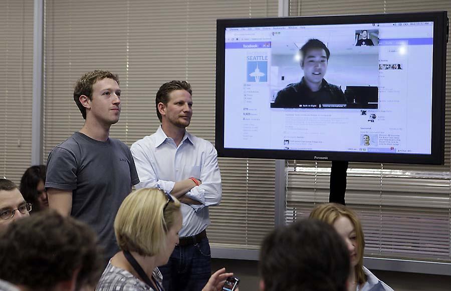 Facebook14.sJPG 070 611 900 540 0 95 1 50 50 Facebook dan Skype siap untuk bergabung menjadi sebuah usaha tunggal