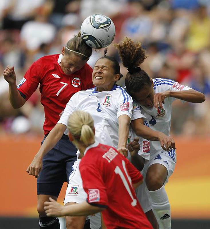 Женский чемпионат мира по футболу