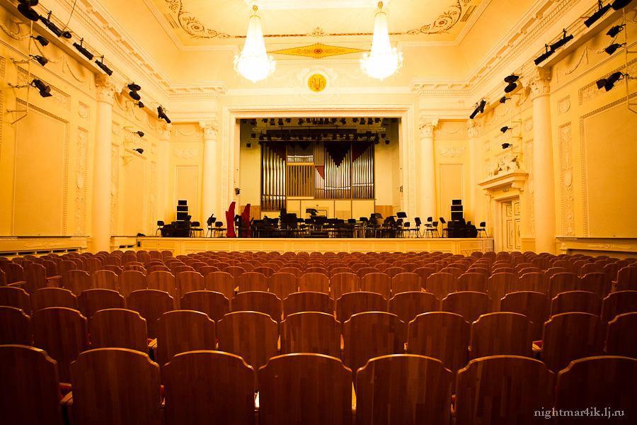 Экскурсия в Свердловскую государственную академическую филармонию