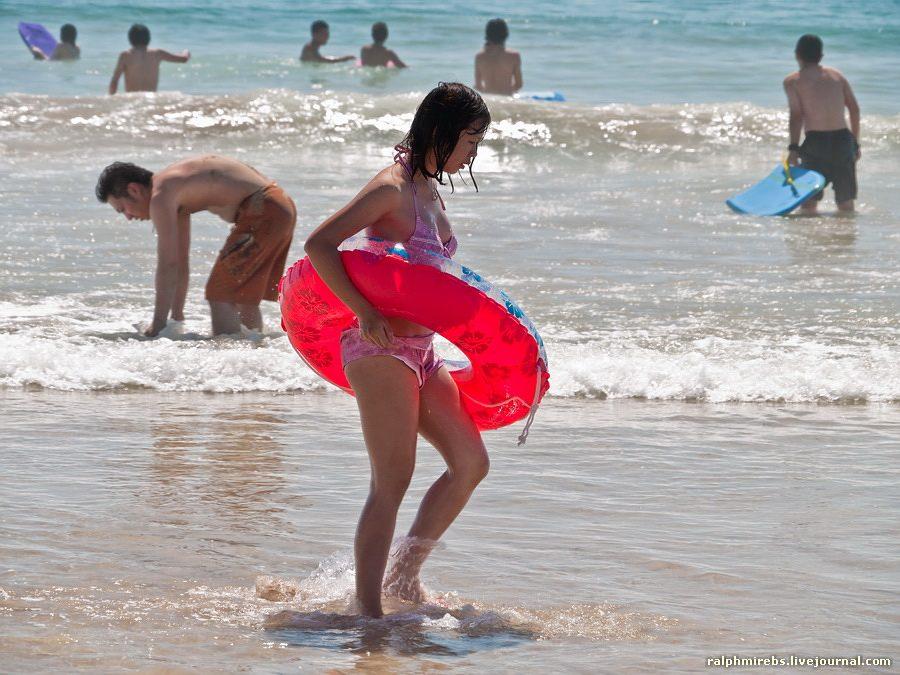 10120 Япония: Особенности японского пляжного отдыха