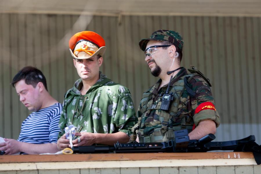 10155 Страйкбол: Операция Десант в Феодосии
