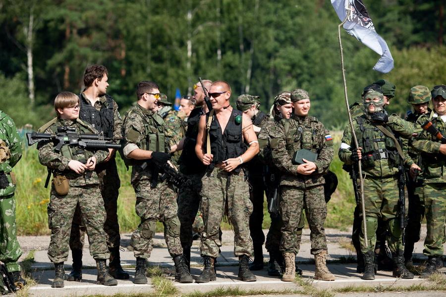 11187 Страйкбол: Операция Десант в Феодосии
