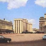 Москва – как много в этом звуке для сердца русского снеслось!