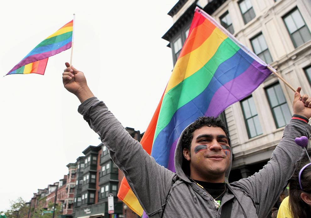 Парады ЛГБТ