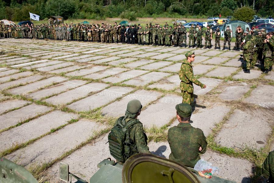 12160 Страйкбол: Операция Десант в Феодосии