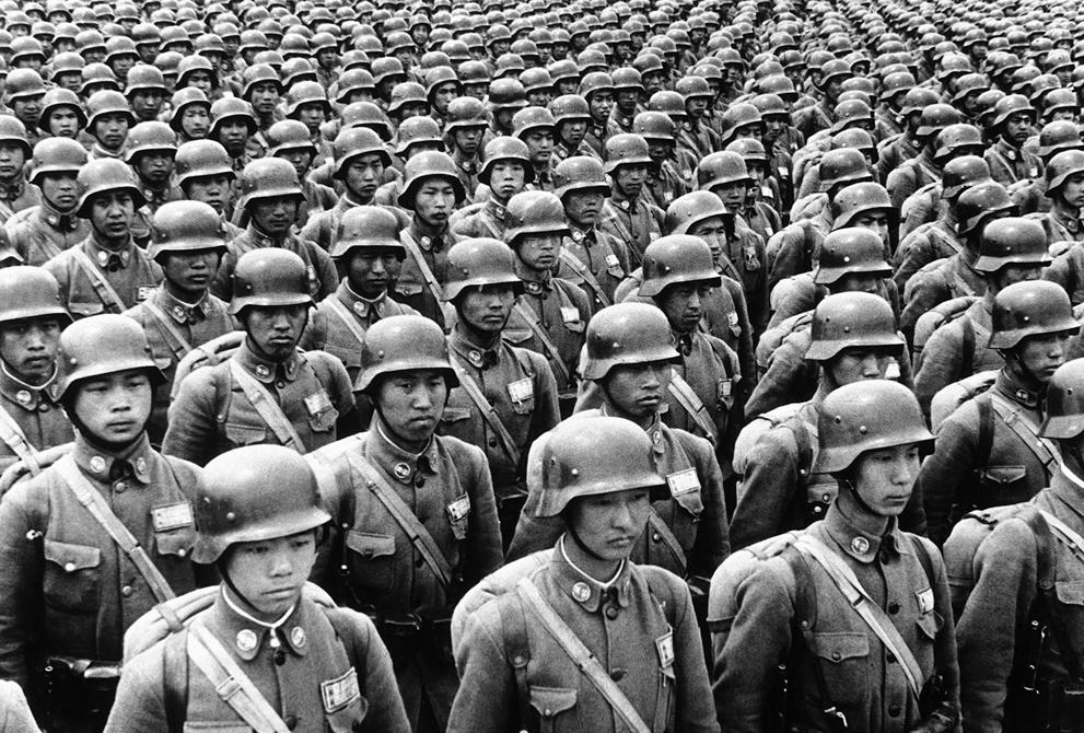 Вторая мировая война конфликт