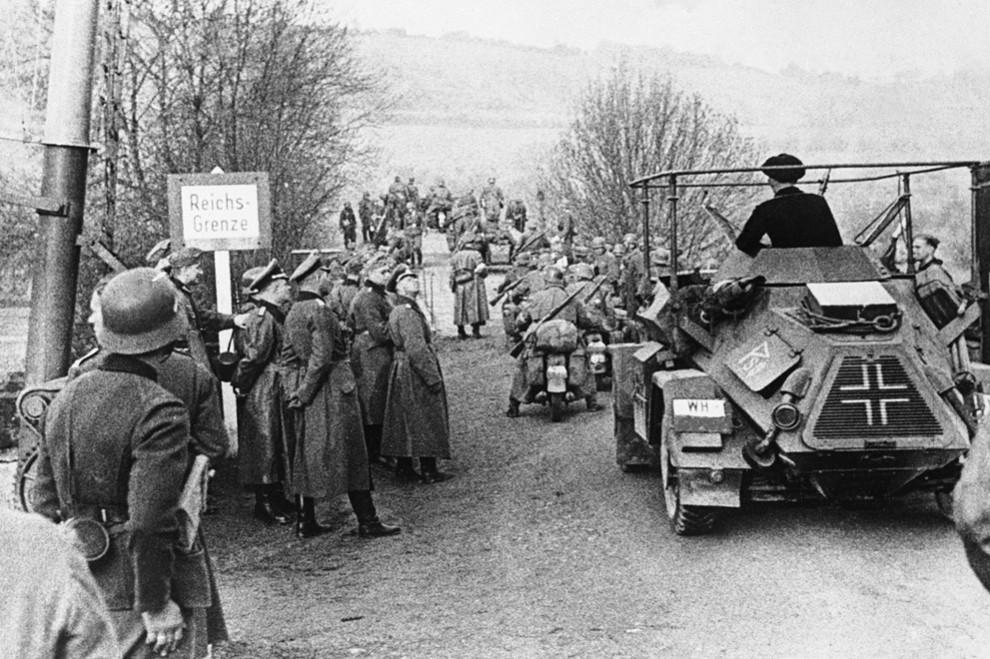 Вторая мировая война часть 3