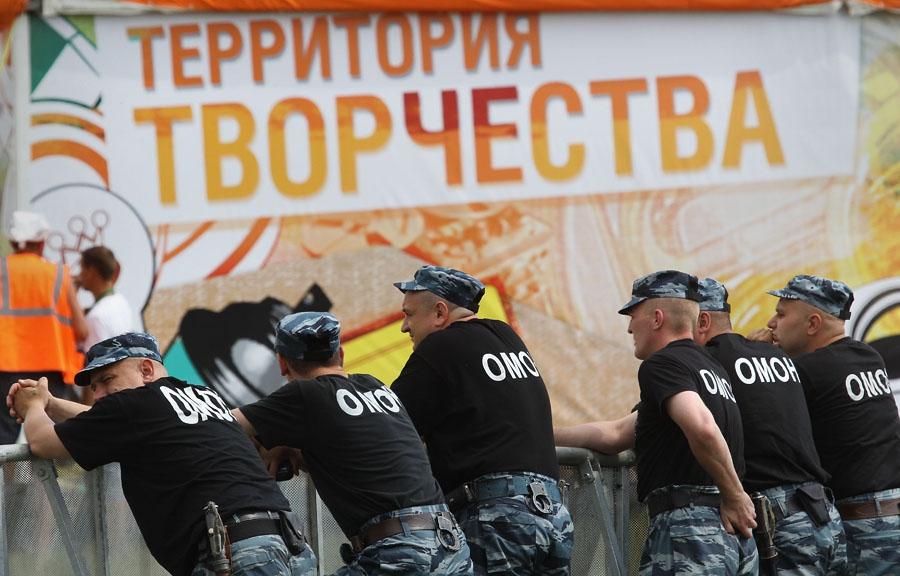 """Фестиваль """"Нашествие"""" 2011"""