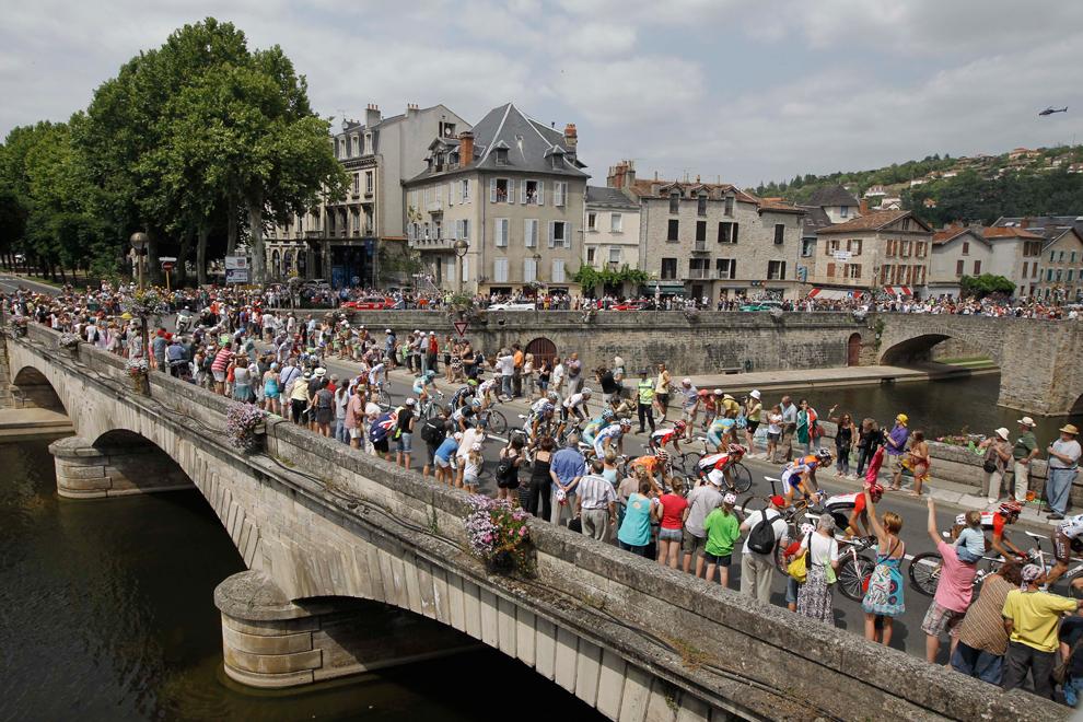 Тур де Франс - самое интересное