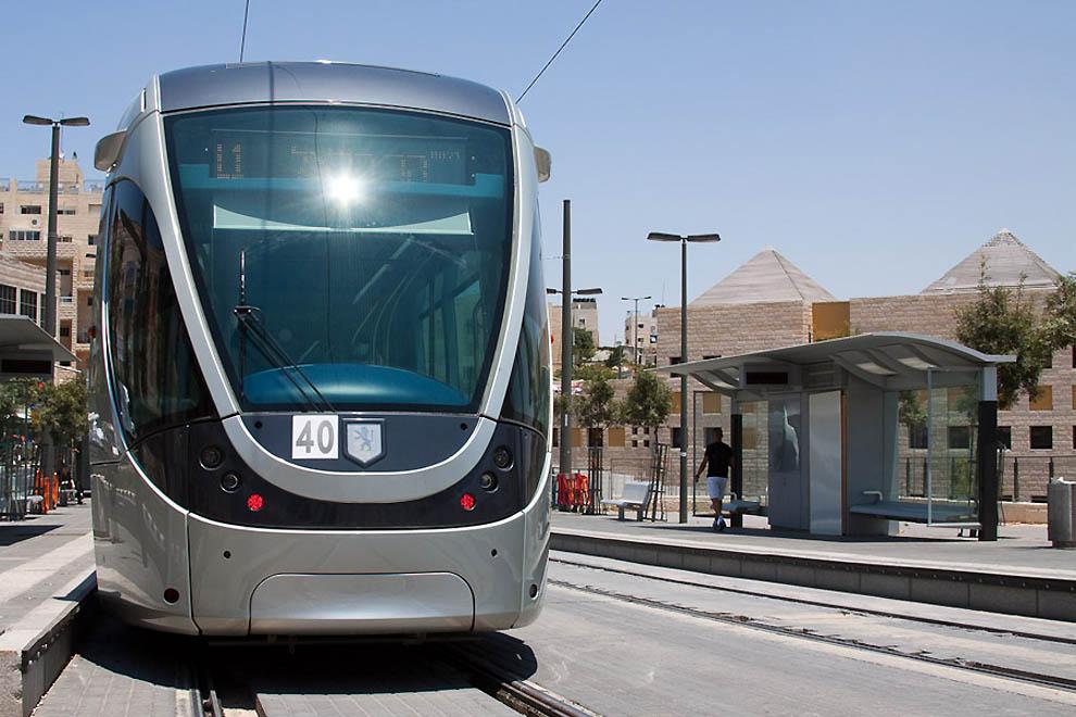 Иерусалимский трамвай