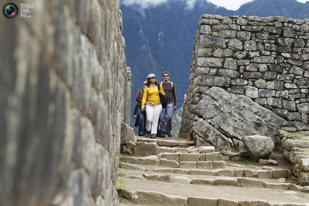 Столетняя годовщина со дня открытия Мачу-Пикчу