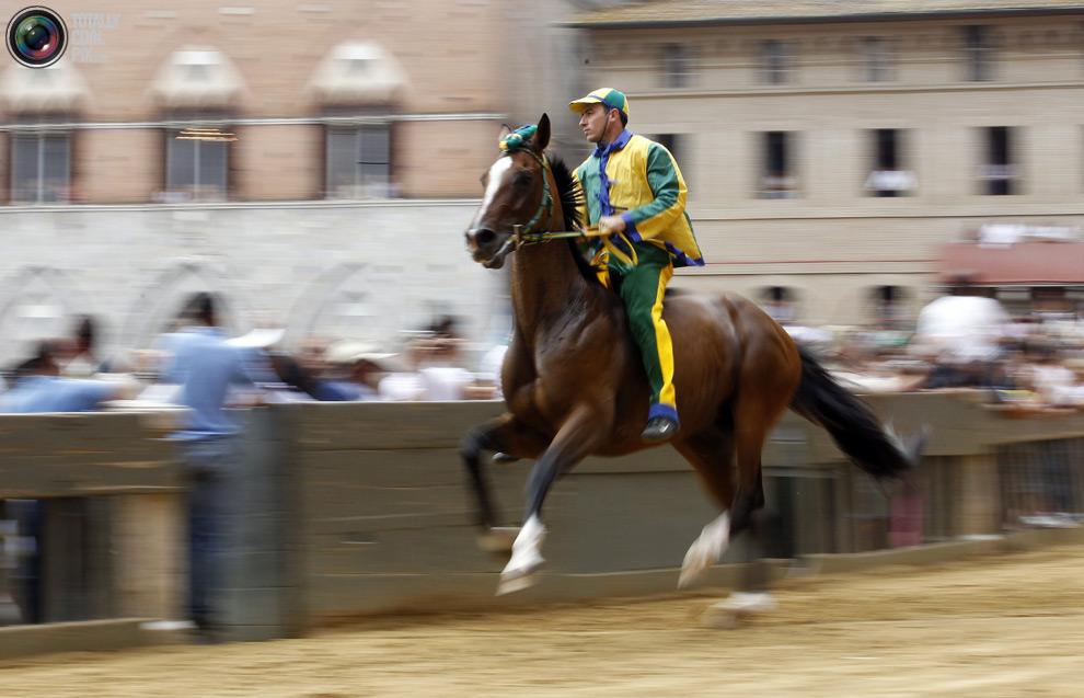 Палио ди Сиена