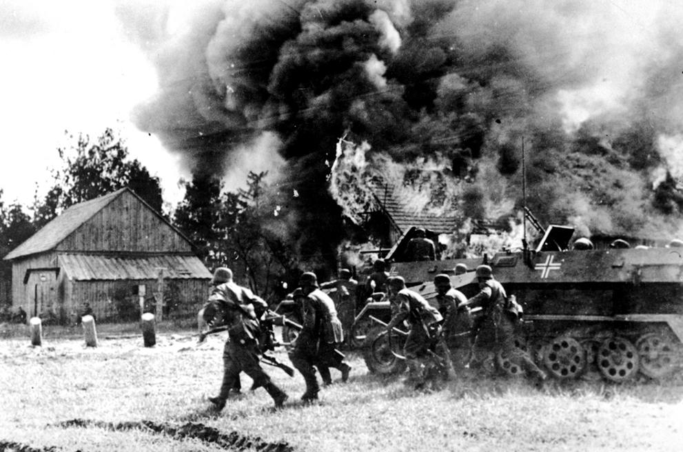 Вторая мировая война часть 6