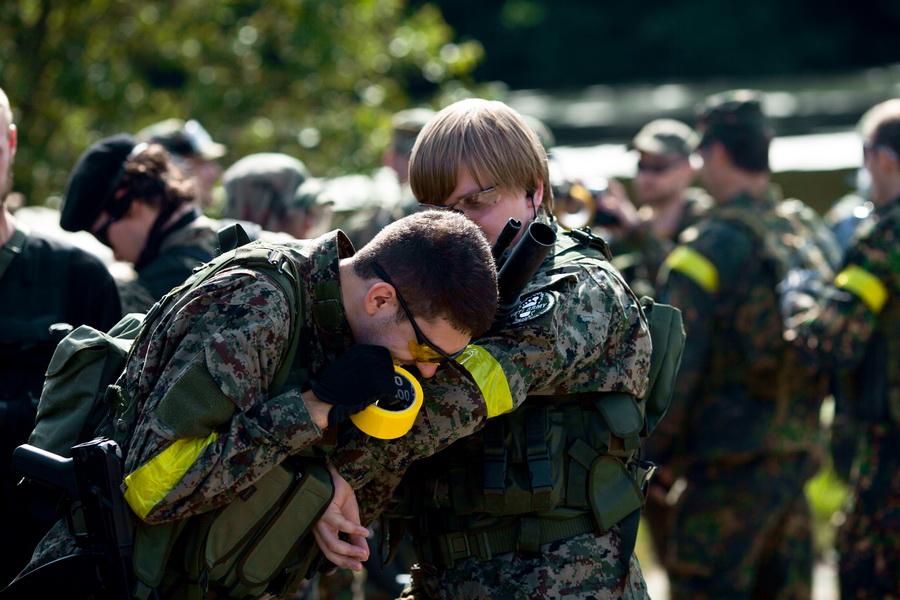 20115 Страйкбол: Операция Десант в Феодосии