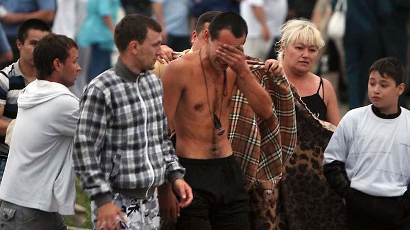 203452 russia boat sinks Трагедия на Волге: затонул теплоход Булгария