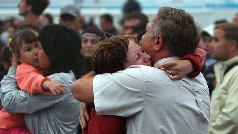 204434 aptopix russia boat sinks Трагедия на Волге: затонул теплоход Булгария