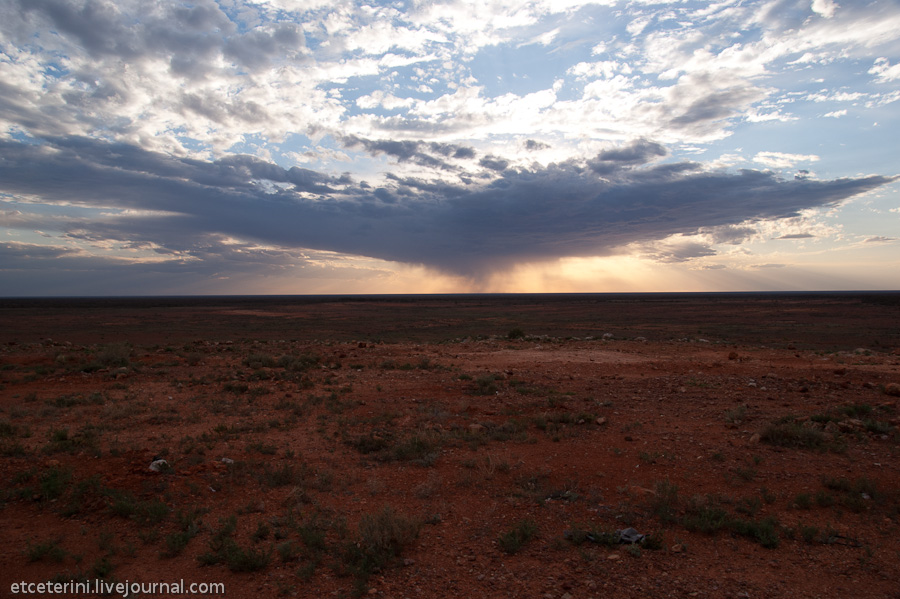 2069 Большое путешествие: 7000 километров по Австралии (Часть 4)