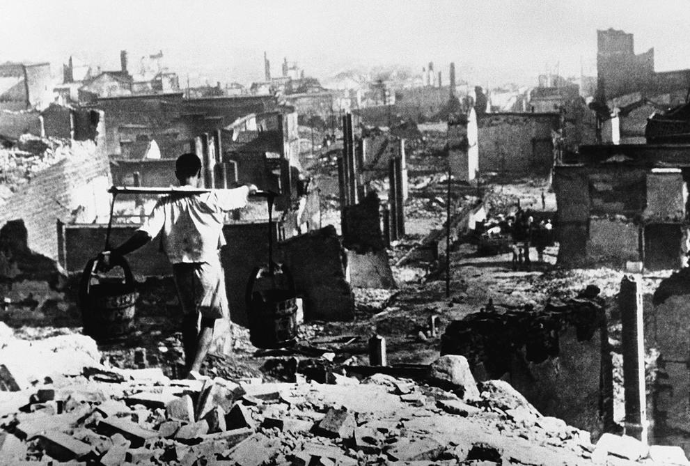 Вторая мировая война (Часть 5)