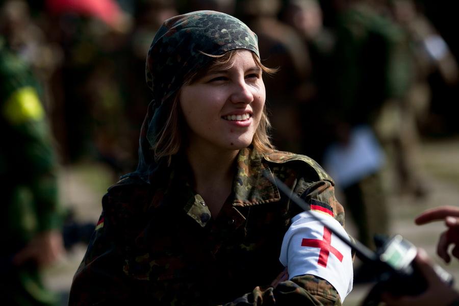 21155 Страйкбол: Операция Десант в Феодосии