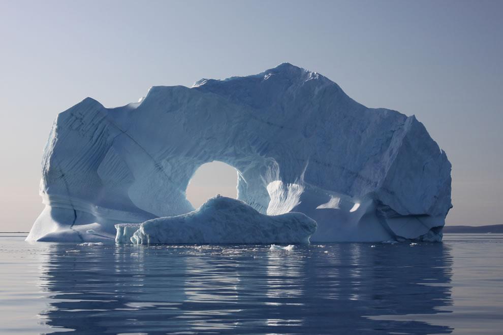 Удивительные айсберги