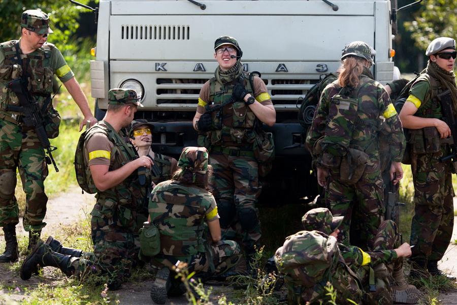 24108 Страйкбол: Операция Десант в Феодосии