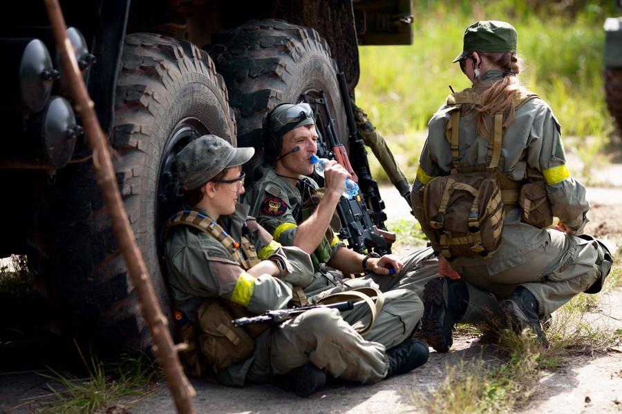 25101 Страйкбол: Операция Десант в Феодосии