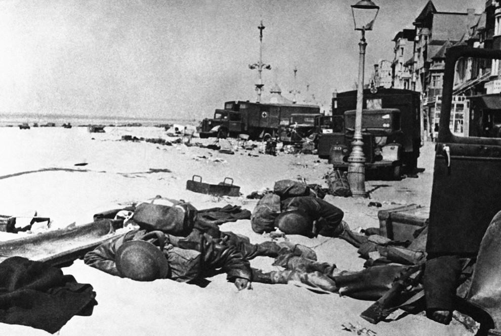 Вторая мировая война блицкриг на