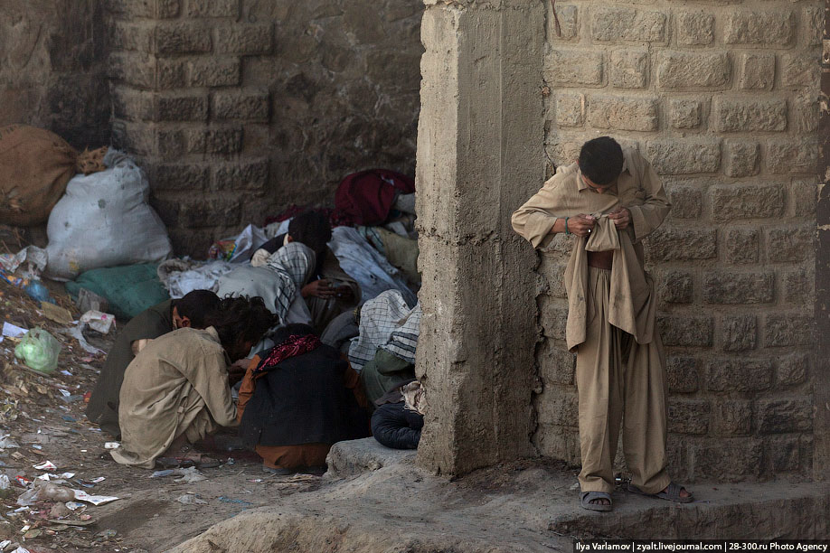 2540 Афганский героин