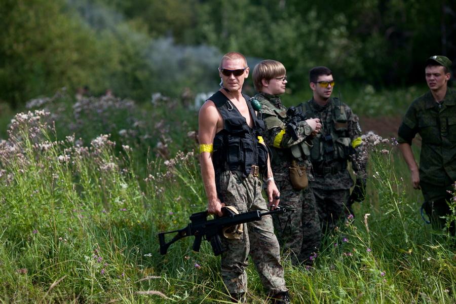 26100 Страйкбол: Операция Десант в Феодосии