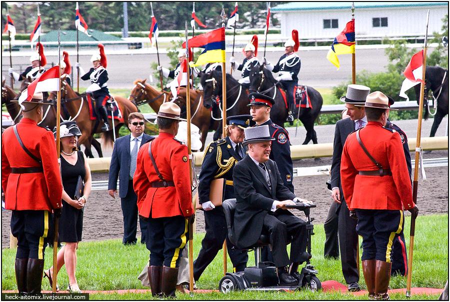 Канадские королевские скачки The Queens' Plate (Часть 1)