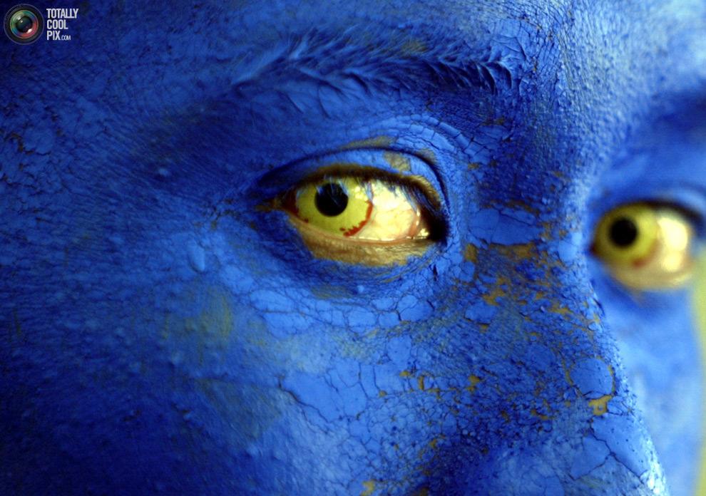 2694 30 бодрящих фотографий в оттенках синего