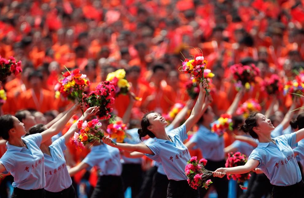 90-летие коммунистической партии Китая