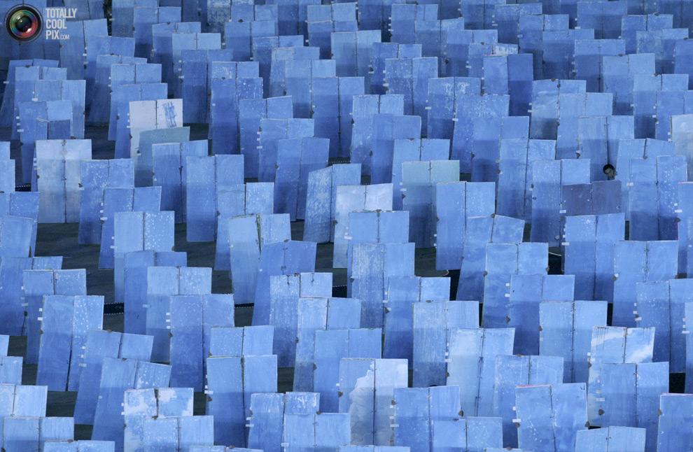 Оттенки голубого