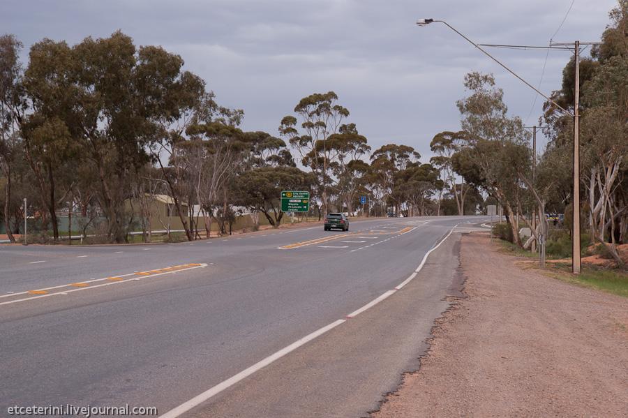 3195 Большое путешествие: 7000 километров по Австралии (Часть 4)
