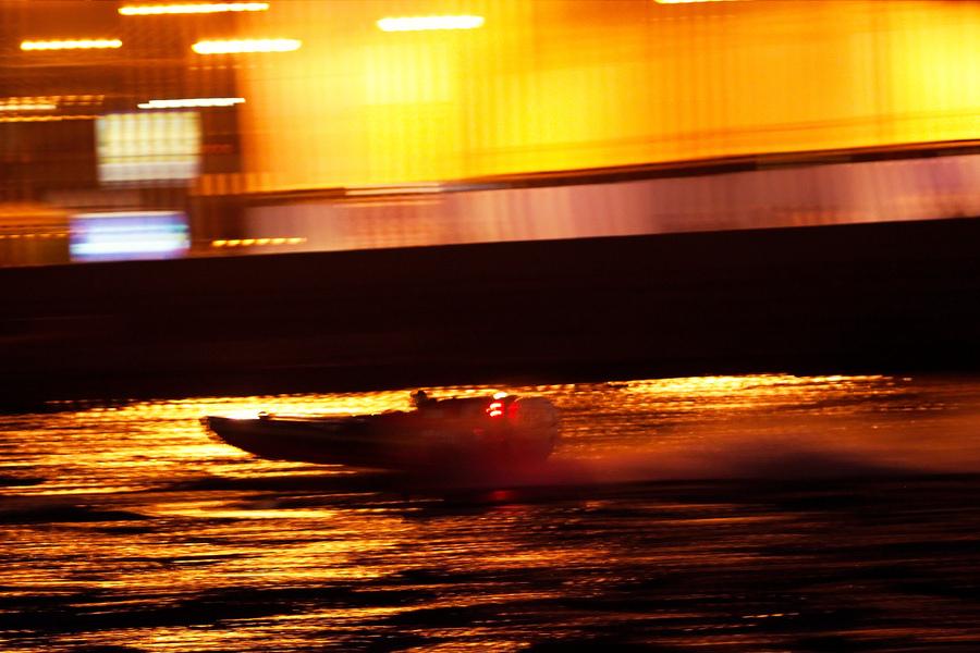 """24 часа Санкт-Петербурга"" - чемпионат мира по водно-моторному спорту"