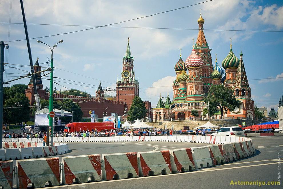 Moscow City Racing 2011: взгляд изнутри